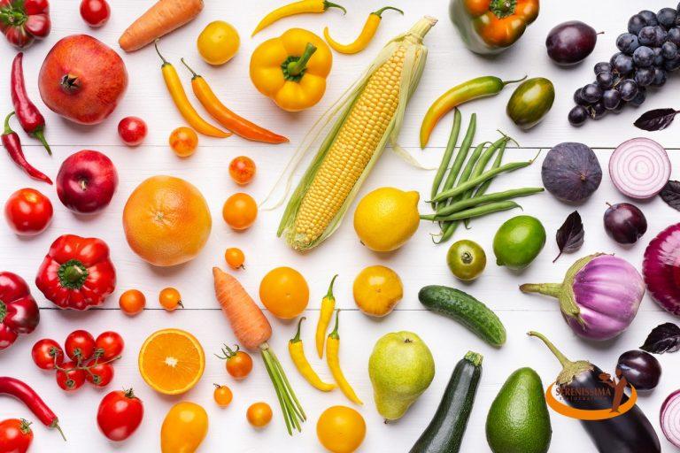 I frutti e gli ortaggi stagionali